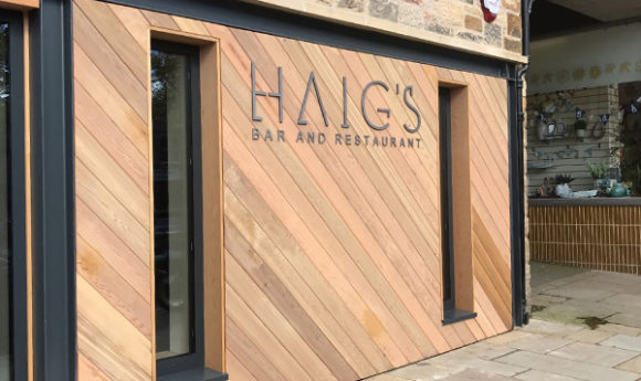 Haig's Restaurant and Bar Construction & Building Work